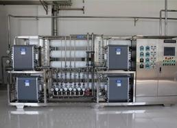 软化水设备定期检查!
