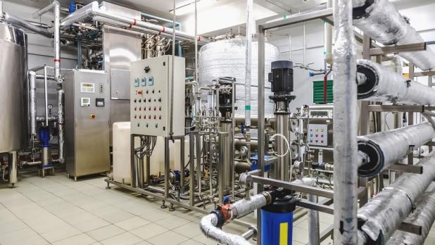 水处理设备能过滤掉水中的细菌、病毒、重金属、农药、有机物