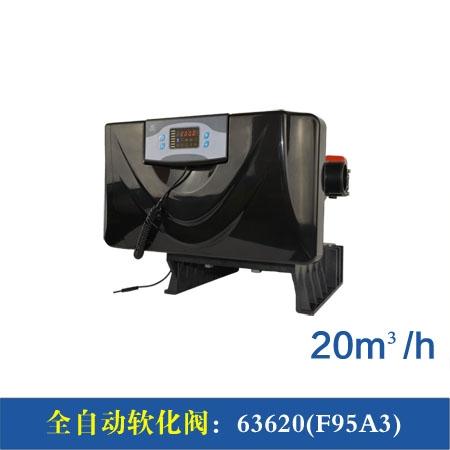 F95A1/3 20m³/h全自动软化阀